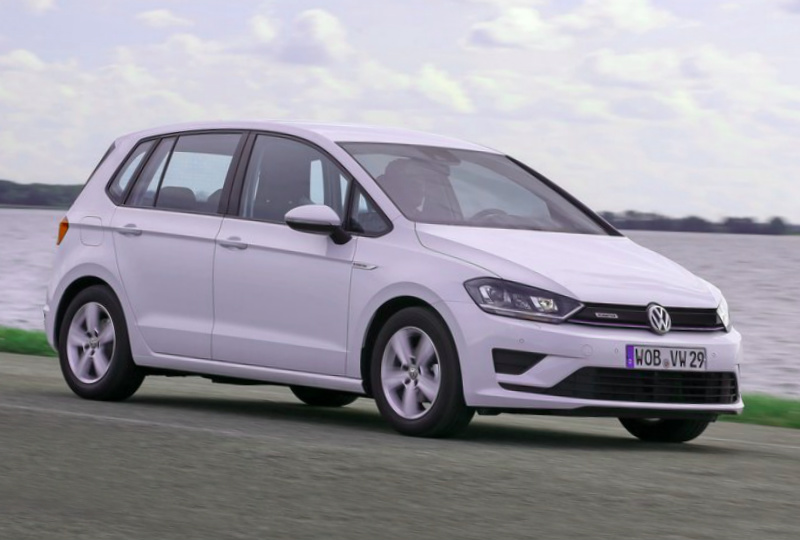 2015 volkswagen golf sportsvan tsi bluemotion review. Black Bedroom Furniture Sets. Home Design Ideas