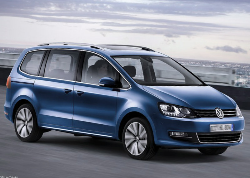 2016 volkswagen sharan review. Black Bedroom Furniture Sets. Home Design Ideas
