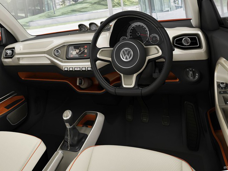 Volkswagen Taigun Concept 2014