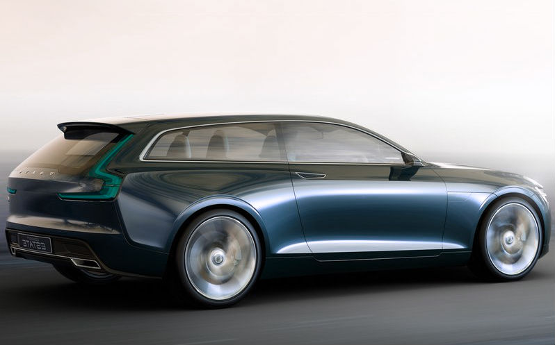 Volvo Estate Concept 2014