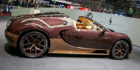 Bugatti Veyron Rembrandt Legends Edition