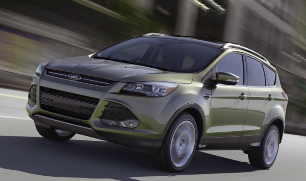 2013 ford kuga suv review. Black Bedroom Furniture Sets. Home Design Ideas