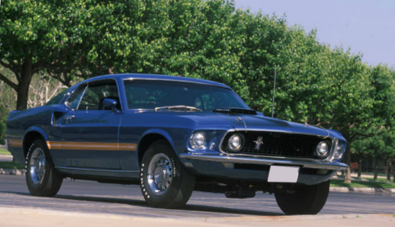 ford mustang mach 1 cobra jet 429