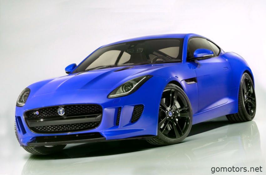 Jaguar F-type Coupe V6 S
