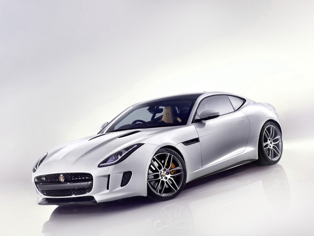 2015 Jaguar F-type Coupe R