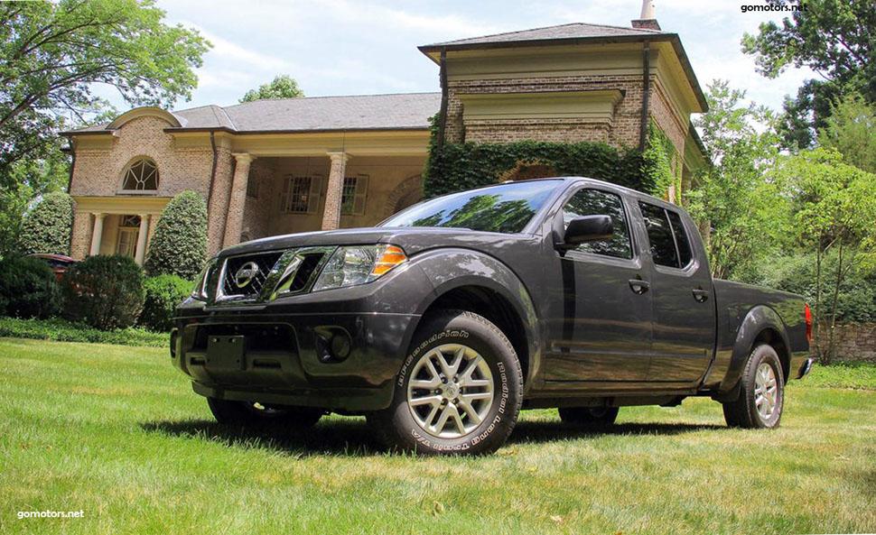 Nissan Frontier Prototype