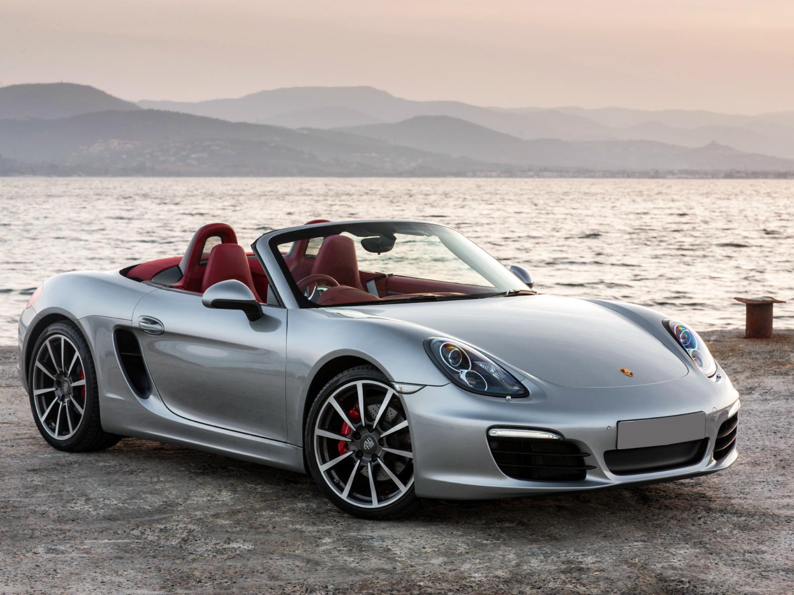 2012 Porsche Boxster Review