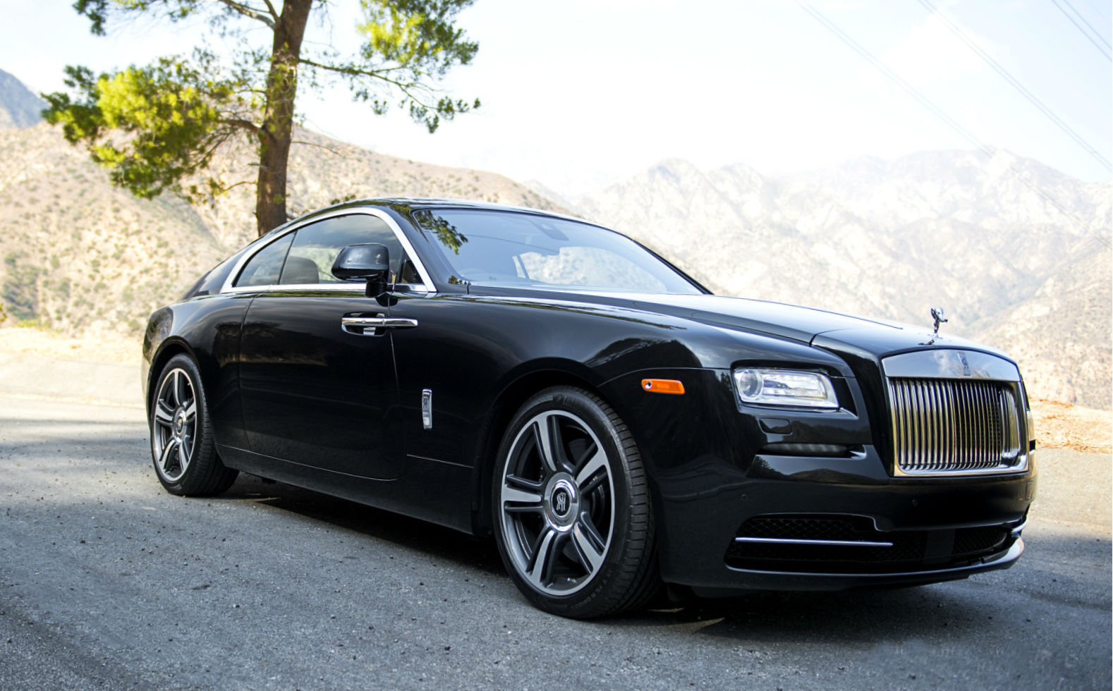 2015 ROLLS-ROYCE Wraith review