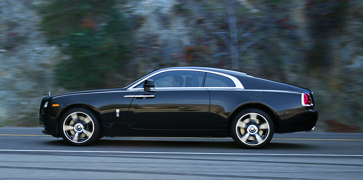 What Kind Of Car Was The Wraith Autos Post