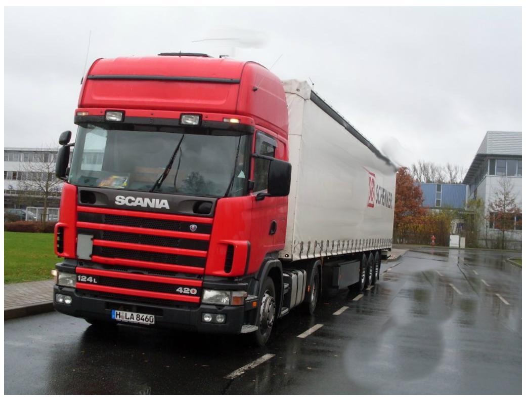 Scania 124L 420