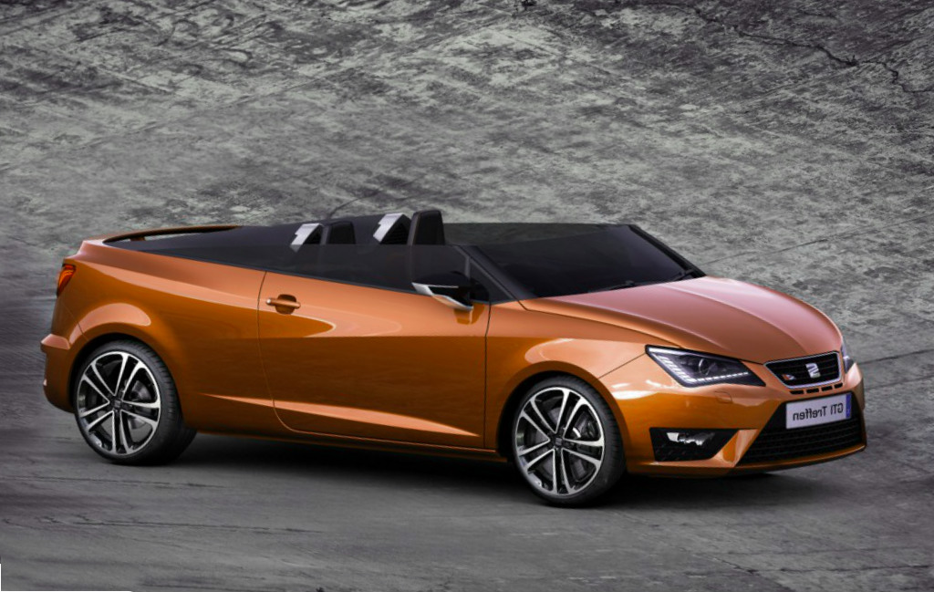Seat Ibiza Cupster Concept 2014