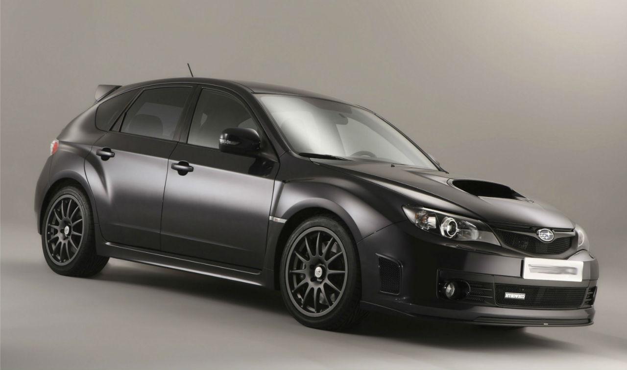 Subaru Coswroth Impreza STI CS400
