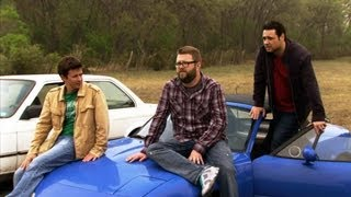 The $2000 Cattle Drive challenge - Top Gear USA - Series 2