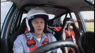 Kimi Raikkonen Lap Behind the Scenes - Top Gear - Series 18 - BBC
