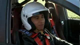 Behind the Scenes with Lewis Hamilton - Top Gear Series 19 - BBC