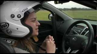 Behind the scenes with Amy McDonald - Top Gear - Series 19 - BBC
