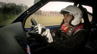 Rallycross on a Budget Part 2 - Top Gear - Series 18 - BBC