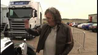 James May Classic Bentley - Behind the scenes - Series 18 - Top Gear - BBC