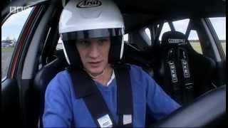 Matt Smith Singing in the Rain - Behind the Scenes Exclusive - Top Gear - BBC