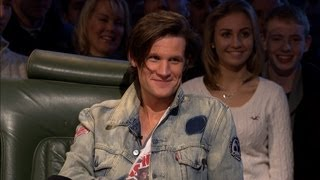 Matt Smith Interview and Lap - Top Gear - BBC