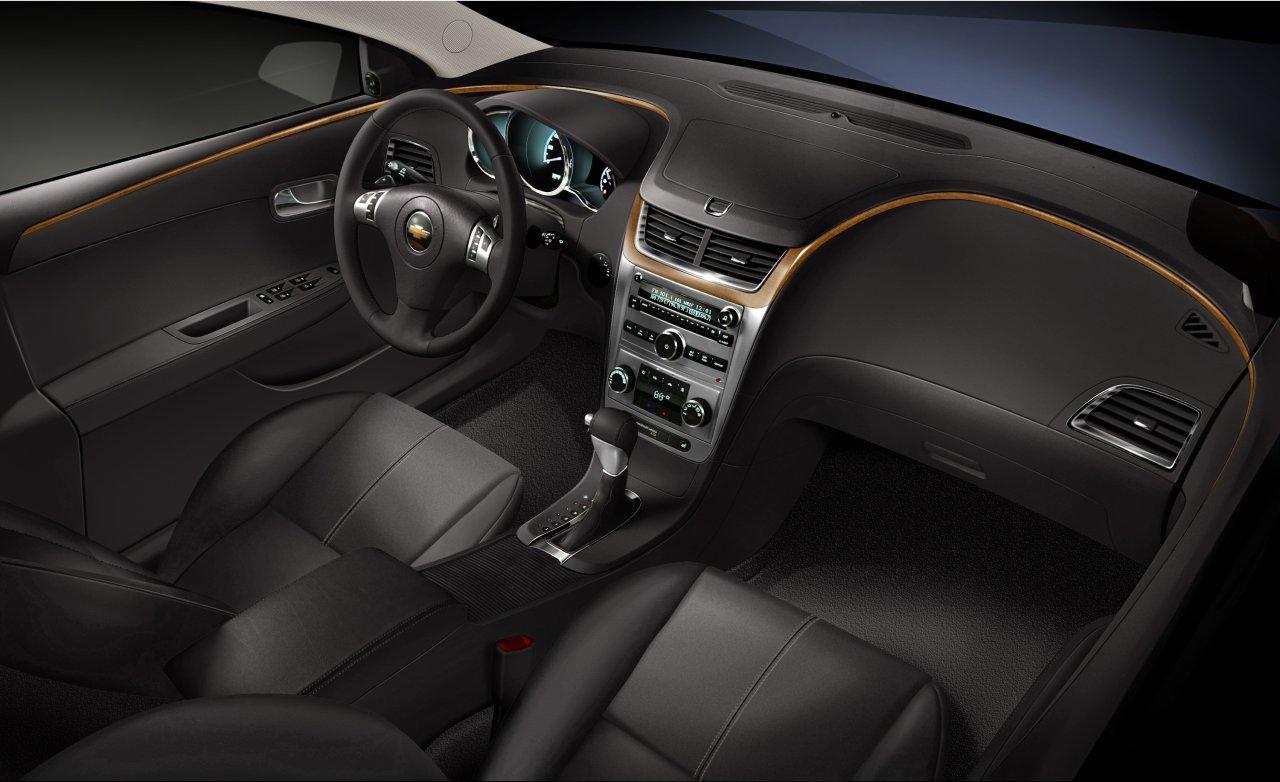 Chevrolet Malibu Lt Picture 10 Reviews News Specs