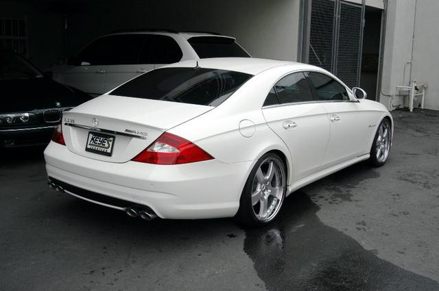 Mercedes benz cls55 amg picture 13 reviews news for Mercedes benz cls55