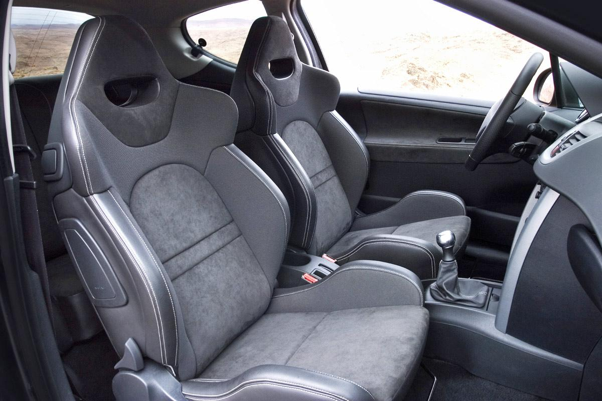 peugeot 207 rc picture 15 reviews news specs buy car. Black Bedroom Furniture Sets. Home Design Ideas