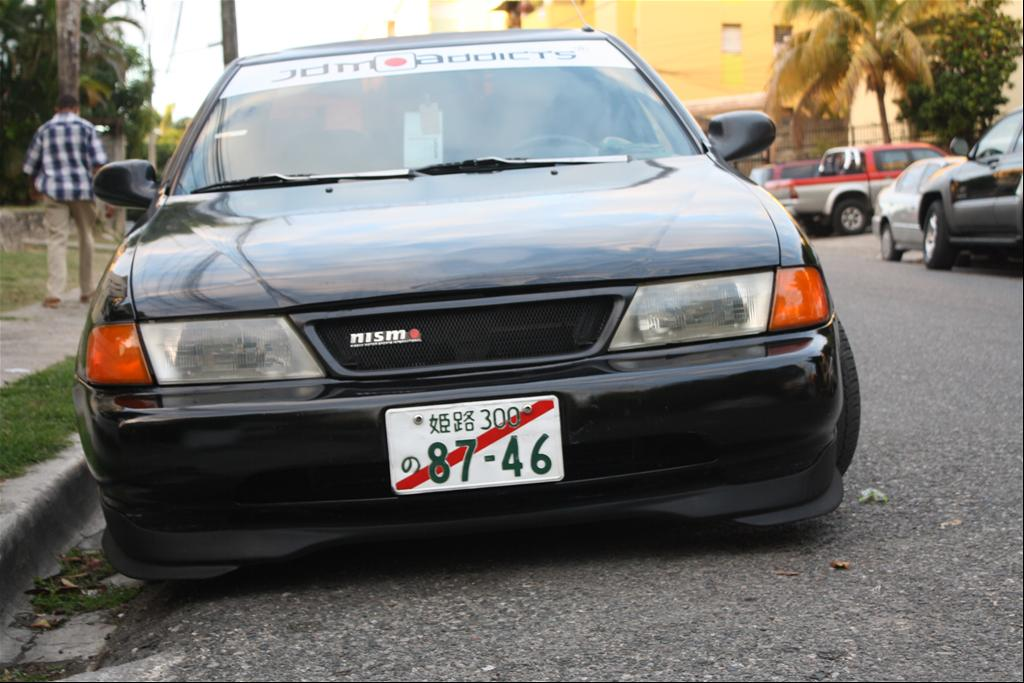Nissan Sentra B14 Picture 9 Reviews News Specs Buy Car