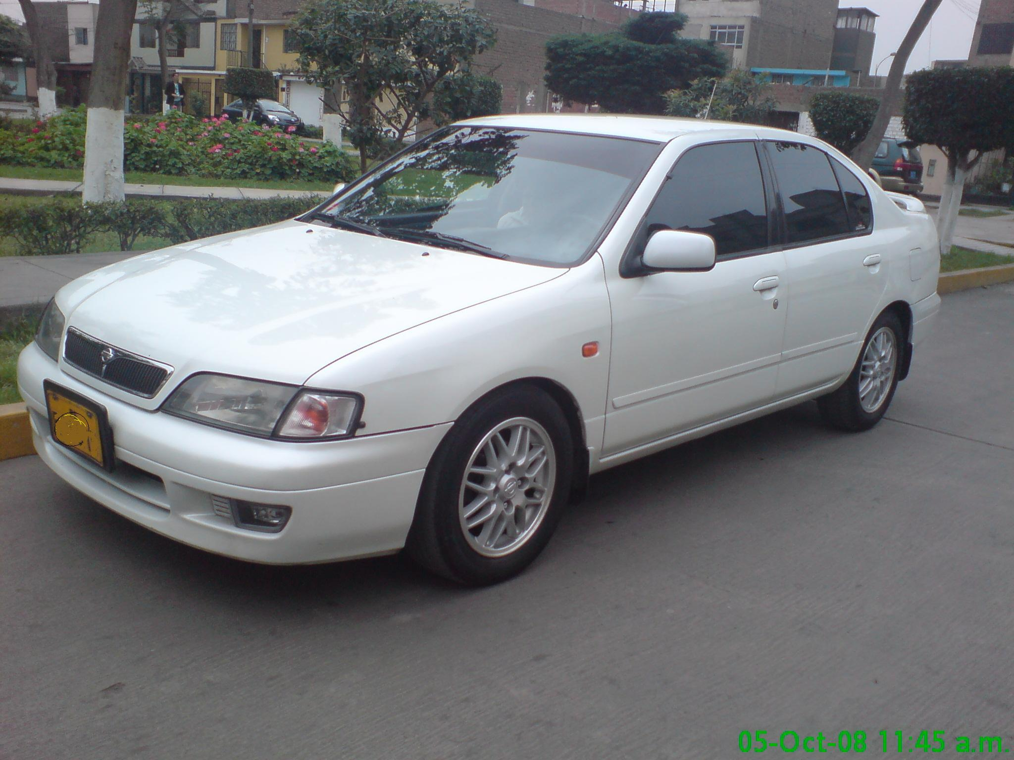 nissan primera gxe 20 picture 4 reviews news specs. Black Bedroom Furniture Sets. Home Design Ideas