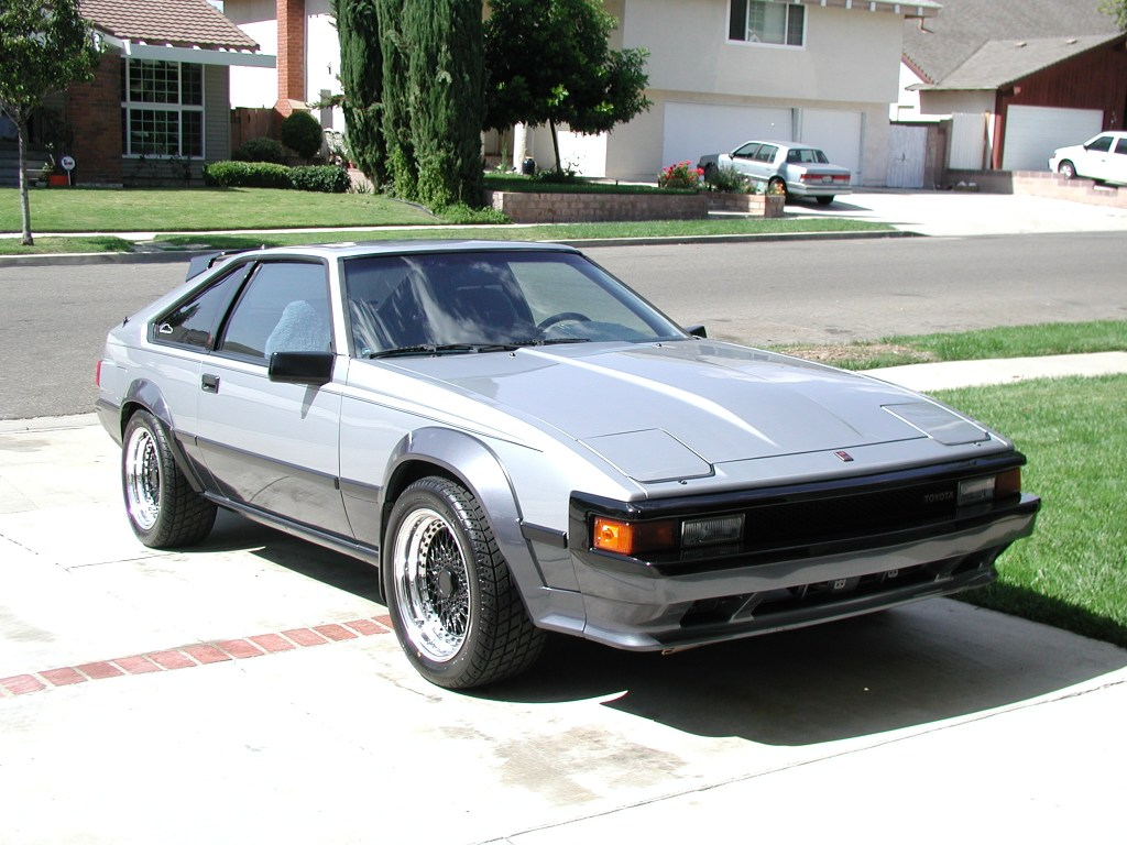 Toyota Celica Supra Picture 10 Reviews News Specs