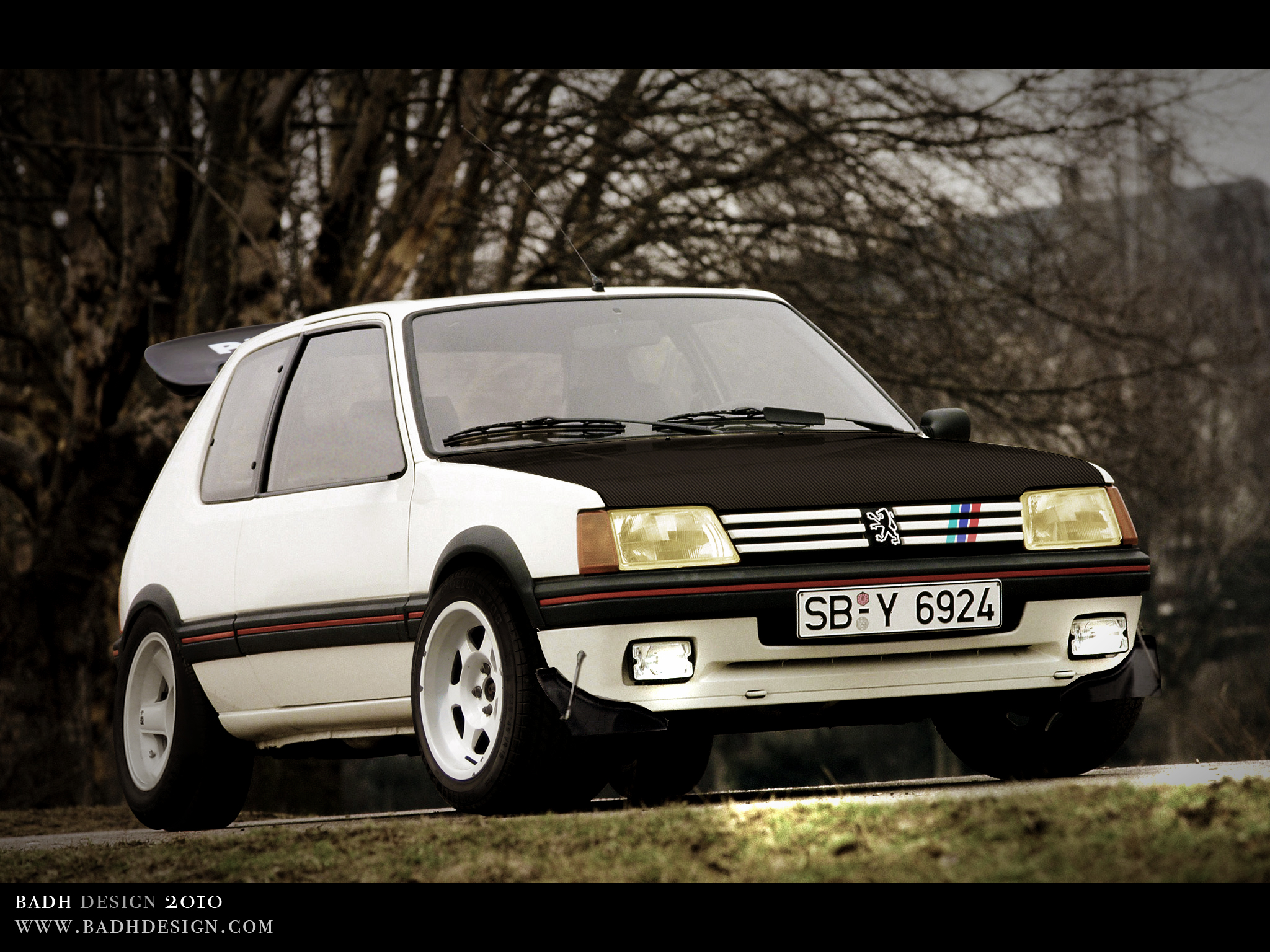 Peugeot 205 gti picture 9 reviews news specs buy car for Housse 205 gti