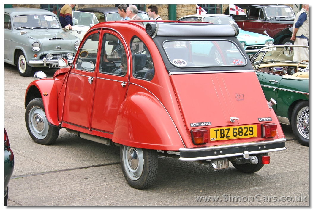 citroen 2cv 6 specil picture 11 reviews news specs buy car. Black Bedroom Furniture Sets. Home Design Ideas