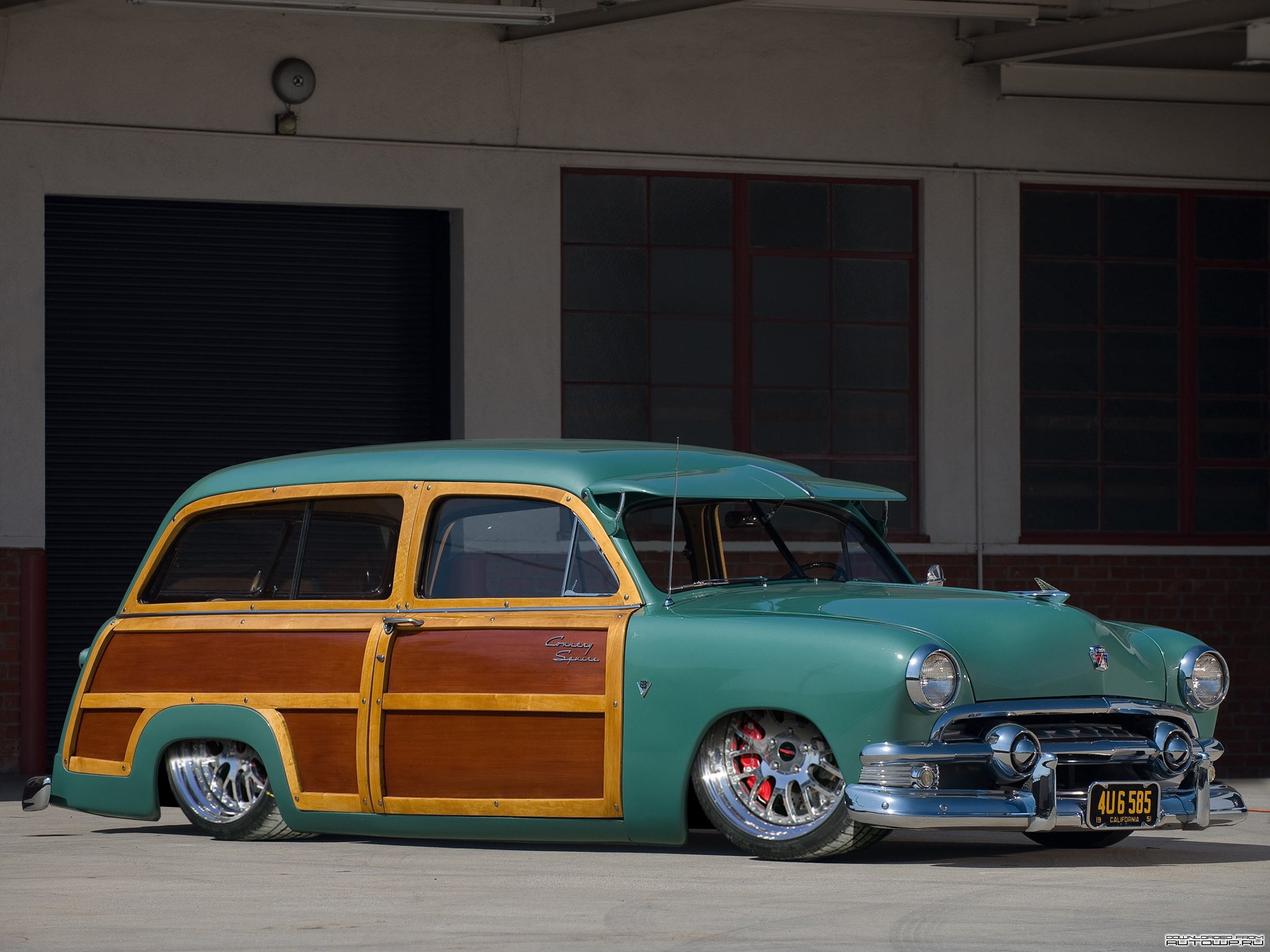 Ford Custom Country Squire