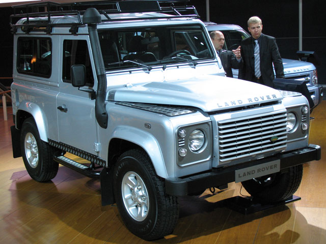 Land Rover Defender 90 Td5 Pictures To Pin On Pinterest