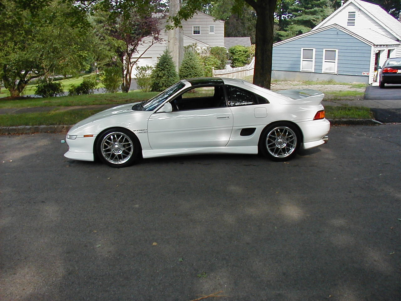 Toyota Mr2 Turbo Picture 14 Reviews News Specs Buy Car