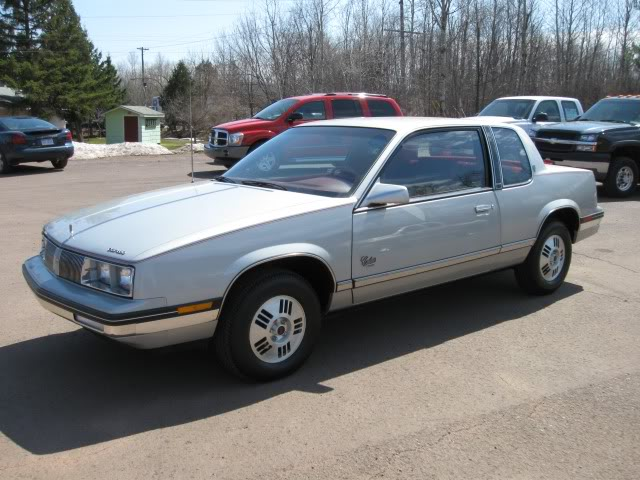 Oldsmobile Calais picture  calais then put that plutonium. Oldsmobile Calais   Pictures  posters  news and videos on your