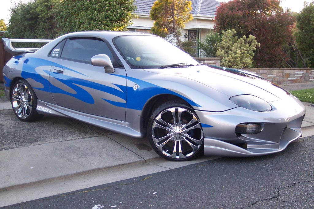 Mitsubishi Fto Picture 13 Reviews News Specs Buy Car