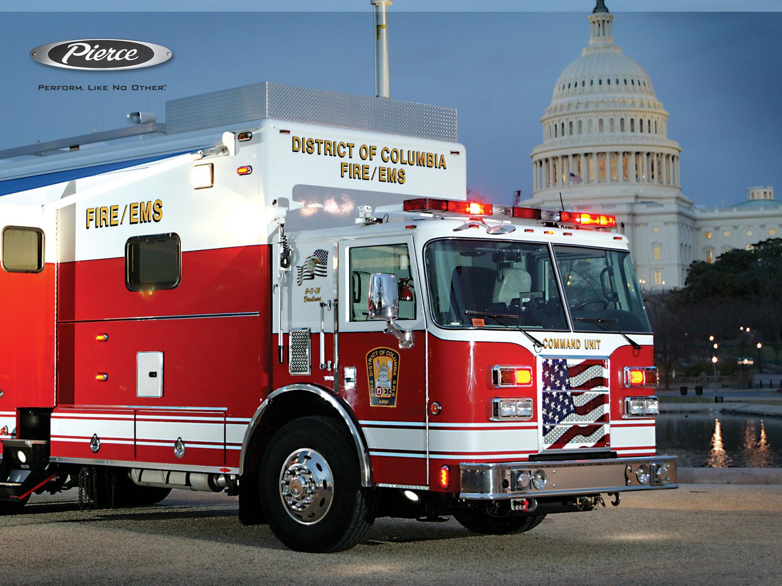 Pierce Fire Truck Photos Reviews News Specs Buy Car