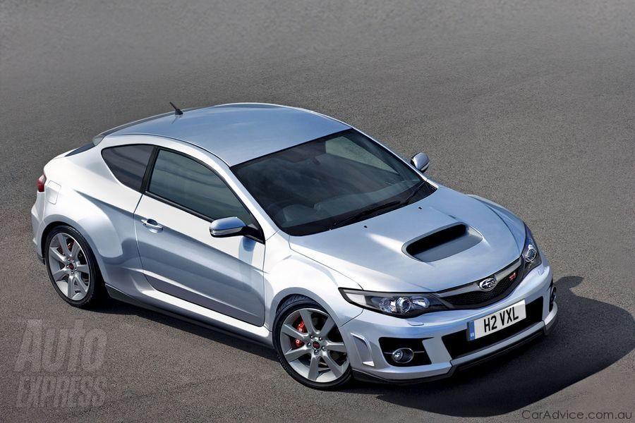 Subaru Impreza WR-X STi Coupe:picture # 9 , reviews, news ...