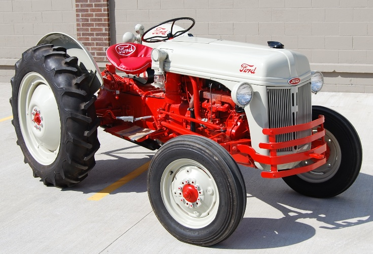 Ford 1600 Tractor Parts List : Ford n specifications bing images