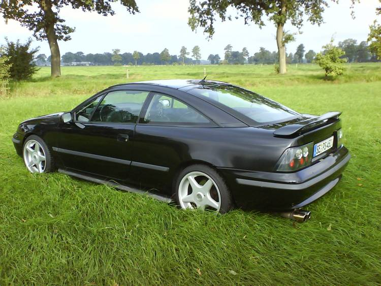 vauxhall calibra 16v 4x4 picture 6 reviews news specs buy car. Black Bedroom Furniture Sets. Home Design Ideas
