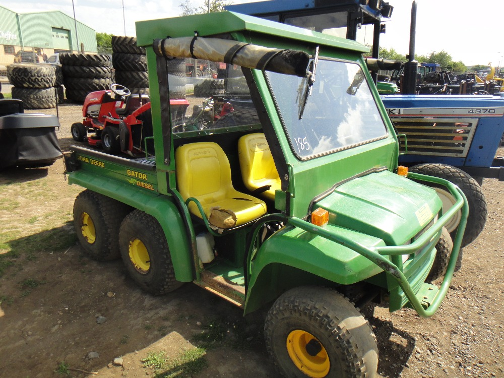 john deere gator picture - photo #39