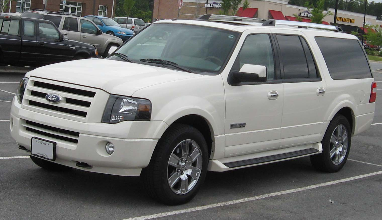 Ford Expedition Limited picture 6 reviews news specs car