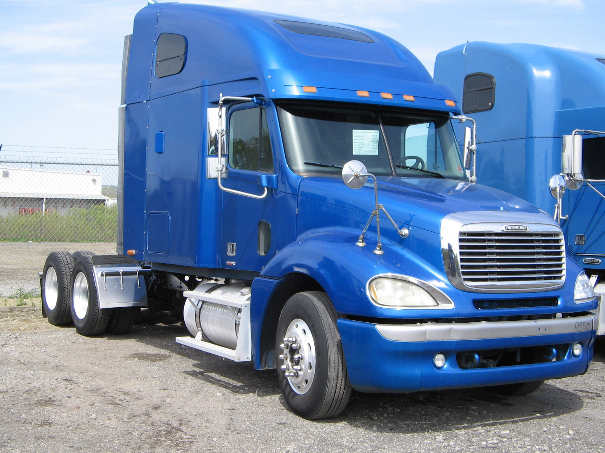 Freightliner Columbia:picture # 11 , reviews, news, specs