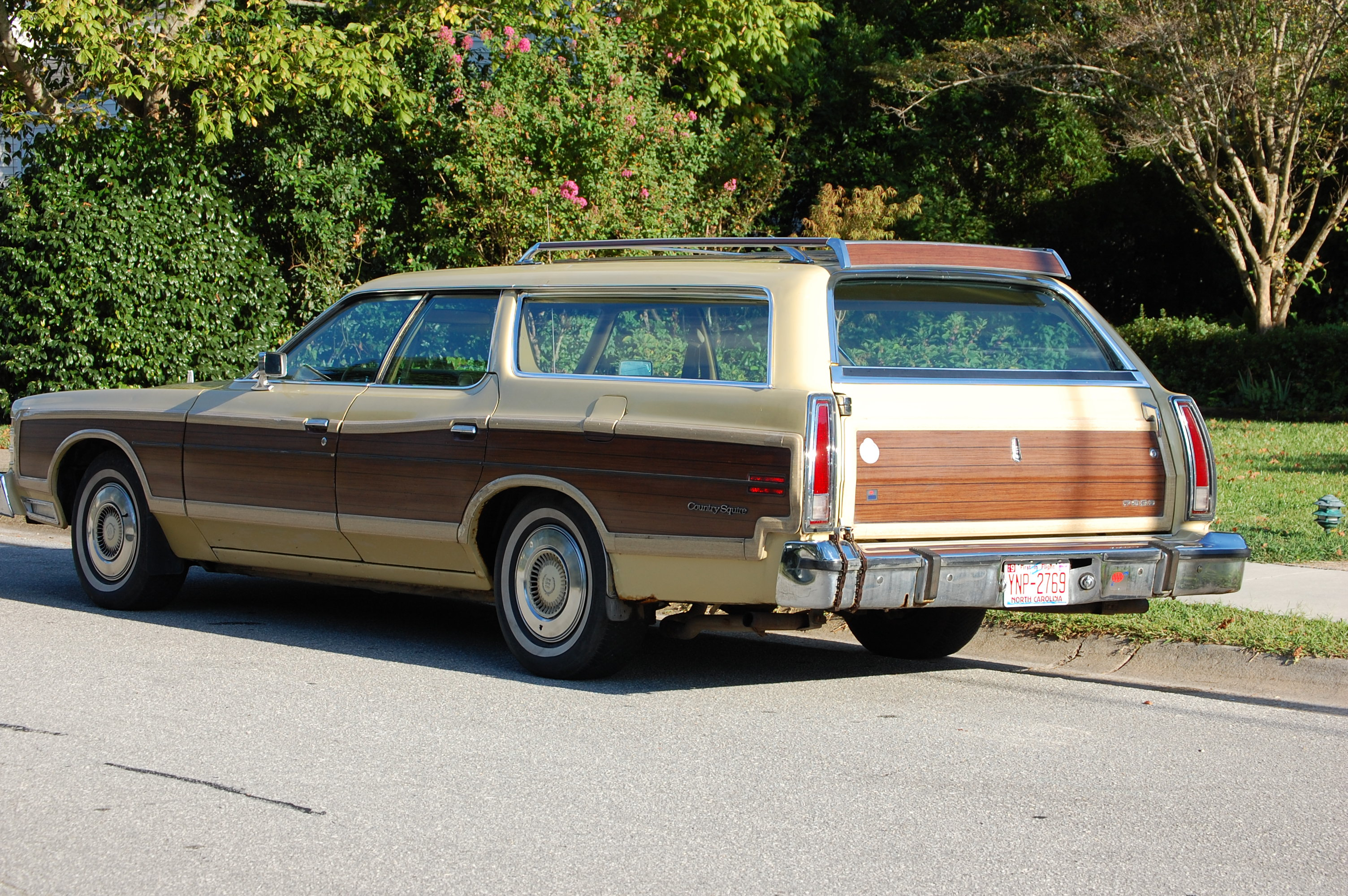 Car Photo Country Squire Car Photo
