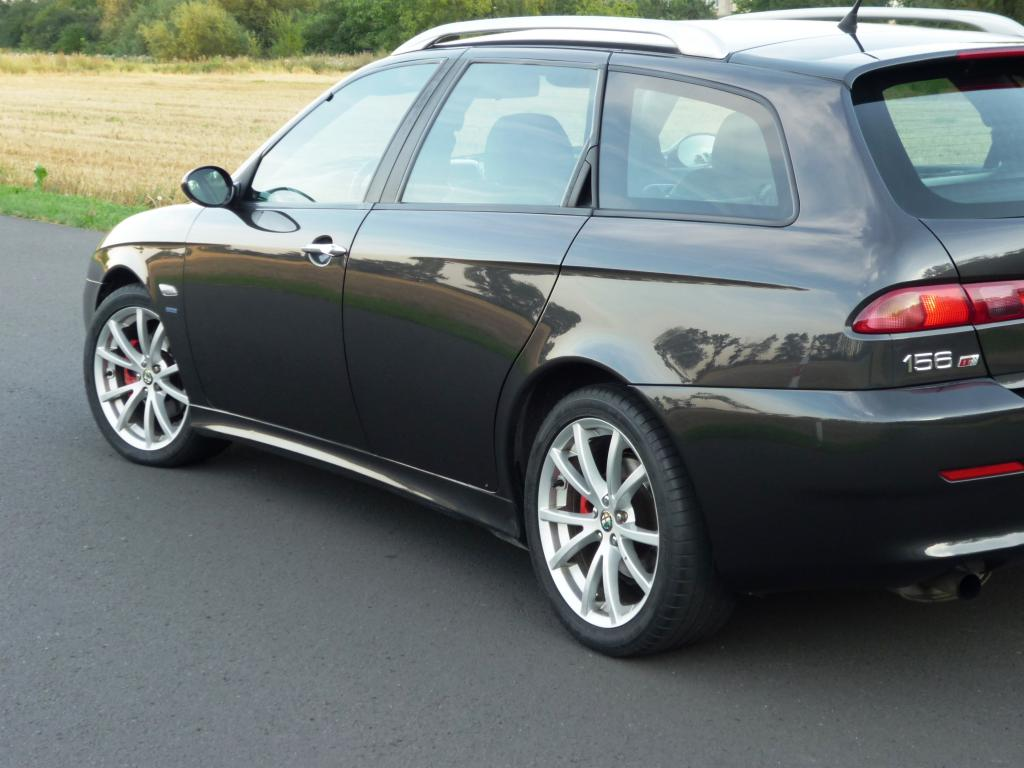 alfa romeo 156 ti sw picture 13 reviews news specs. Black Bedroom Furniture Sets. Home Design Ideas