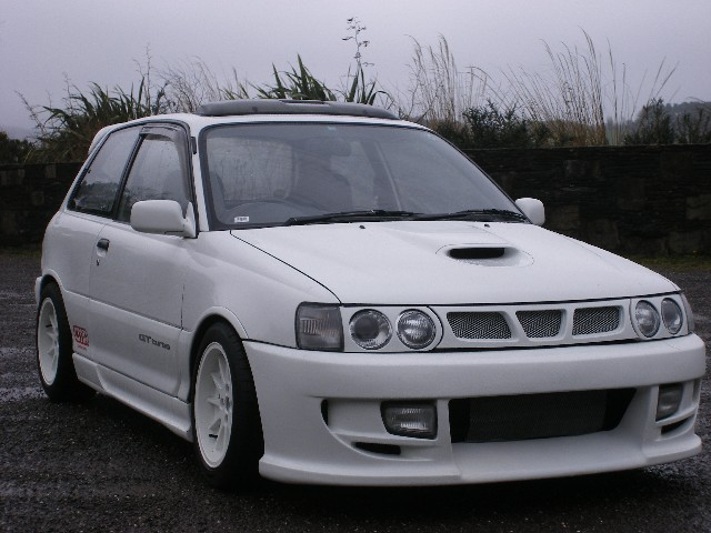 Toyota Starlet Gt Turbo Picture 9 Reviews News Specs