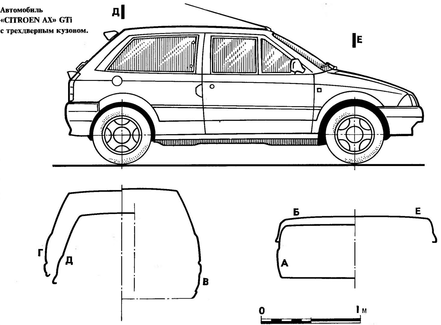 Citroen DS20 Rhodesian version:picture # 12 , reviews