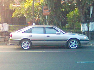 Mazda 626 Capella Picture 8 Reviews News Specs Buy Car