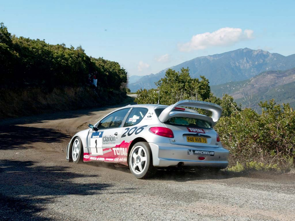 Peugeot 206 Wrc Photos Reviews News Specs Buy Car